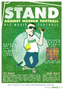 Stand poster Liverpool July 2013